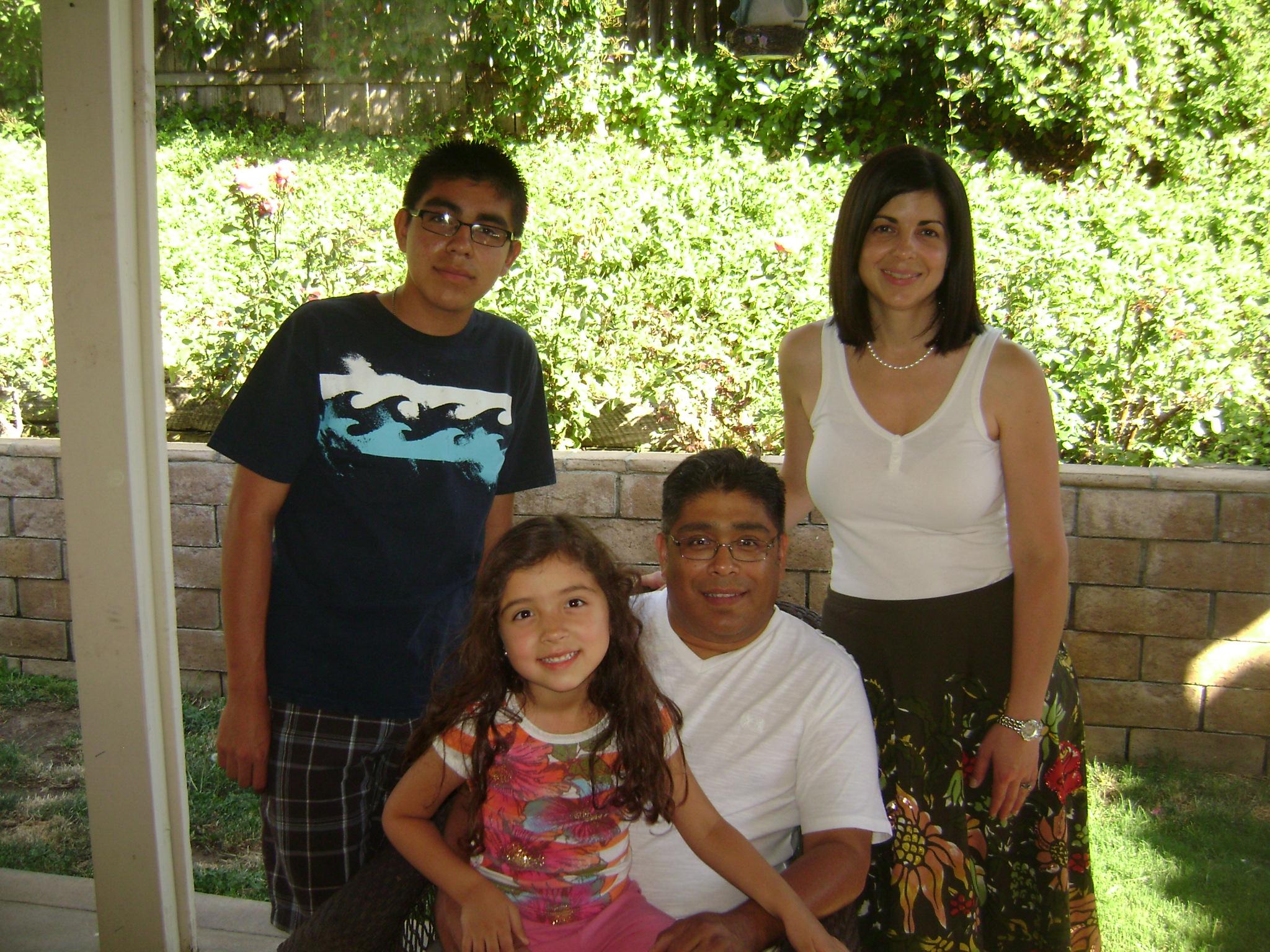 Carlos Samaniego Fathers Day