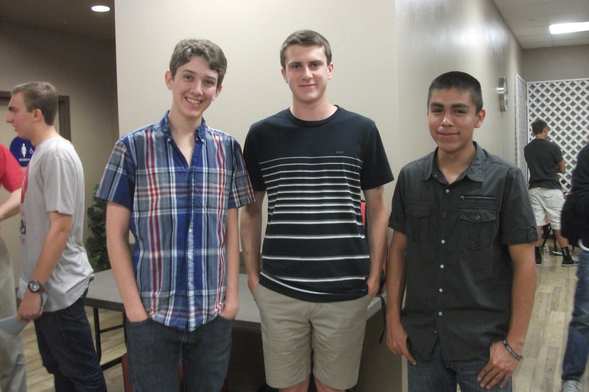 Three Redlands Troop 11 Eagle Scouts leaving for Boys State
