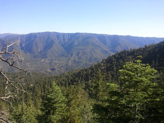 San Berdardino County Mountains