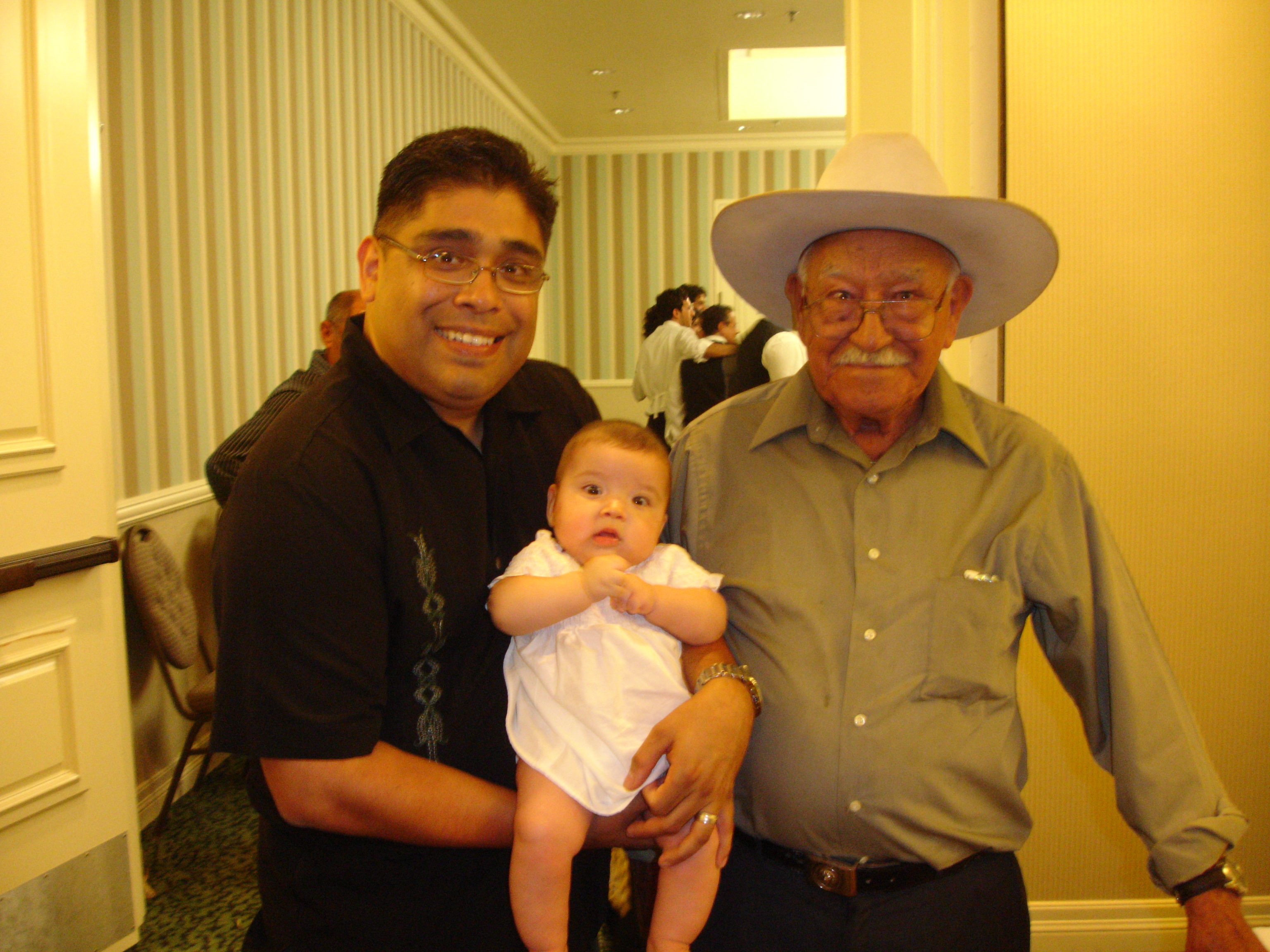 A great man in my life passed away today