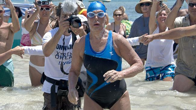 Diana Nyad Breaks Record And Teaches 3 Important Life Lessons